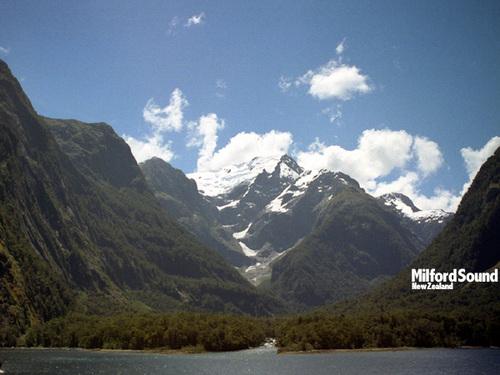 ミルフォードサウンド(ニュージーランド)