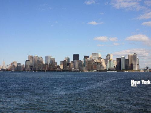 ニューヨーク・マンハッタン島(アメリカ)