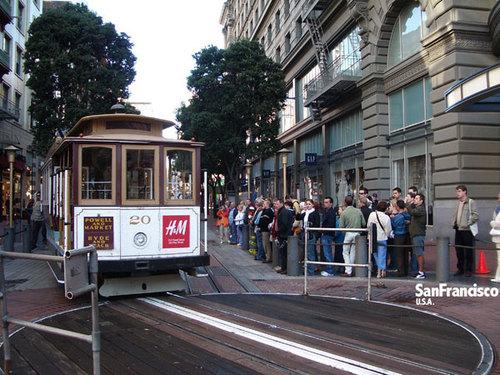 サンフランシスコ(アメリカ)
